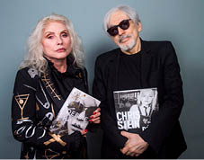 Debbie Harry & Chris Stein In Conversation – Moderiert von Rob Roth